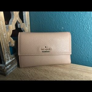 Kate Spade Meredith Wallet in Ginger Tea